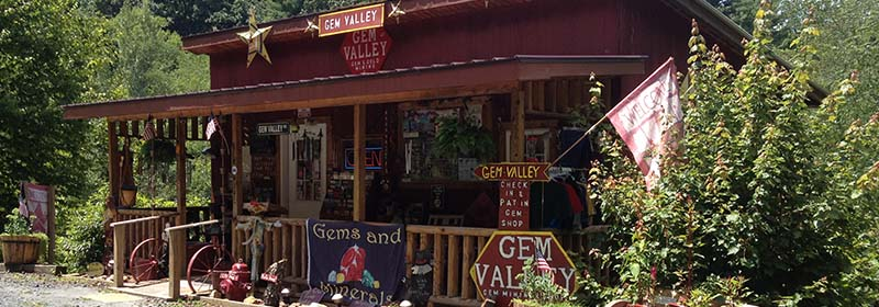 Gem Valley Shop Face